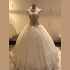 新娘结婚当天嫁衣影楼礼服馆专用款W1010150211-18 图片色 均码