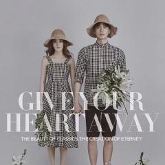 婚纱影楼工作室主题服装时尚潮流范儿情侣装W901023110812 如图(组) 均码
