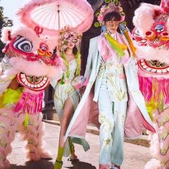 婚纱影楼工作室主题服装时尚潮流范儿国潮风W901023111213 如图(组) 均码
