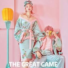 婚纱影楼工作室主题服装时尚潮流国潮风男女装W90100211138 如图(组) 均码