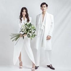 婚纱影楼主题服装时尚潮流范儿情侣装W901023110918 如图(组) 均码