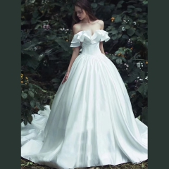 婚纱影楼工作室主题服装时尚潮流单女装旅拍风W9010370119-25 如图(单女装) 均码