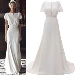 婚纱影楼工作室主题服装时尚潮流单女装旅拍风W901ASM0119-27 如图(单女装) 均码