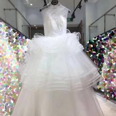 婚纱影楼工作室主题服装时尚潮流单女装旅拍风W901ASM0119-28 如图(单女装) 均码