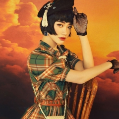 影楼工作室主题服装拍照款时尚写真服W902023710 图片色 均码