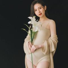 影楼工作室拍照款时尚潮流范儿孕妇装W9030233066 图片色 均码