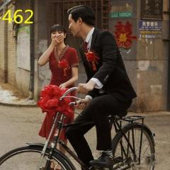 婚纱影楼工作室拍照款情侣装W9010022-462 如图(组) 均码