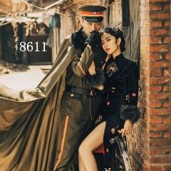 婚纱影楼工作室拍照款情侣装W9010028611 如图(组) 均码(含帽子)