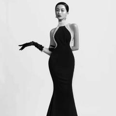 影楼工作室拍照款旅拍风单女装W9011200404-04 如图(单女装) 均码