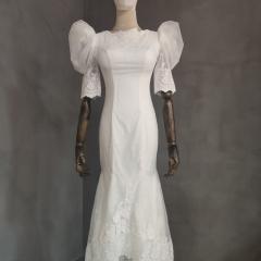 影楼工作室拍照款旅拍风单女装W9011200405-03 如图(单女装) 均码