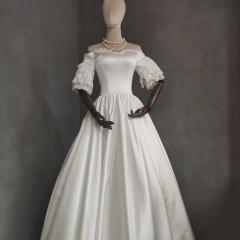 影楼工作室拍照款旅拍风单女装W9011200405-07 如图(单女装) 均码