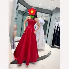新娘结婚抹胸款敬酒服晚宴礼服2010790305-11 图片色 均码