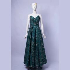 影楼工作室拍照款抹胸款礼服W2010620408-06 图片色 均码