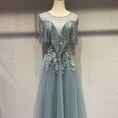主持人歌唱表演赛礼服随身礼服W2011310117-8 图片色 均码