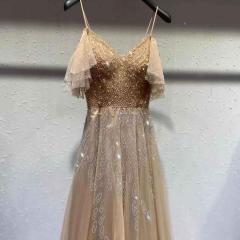 主持人歌唱表演赛礼服随身礼服W2011310117-11 图片色 均码