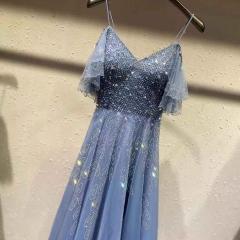 主持人歌唱表演赛礼服随身礼服W2011310117-13 图片色 均码