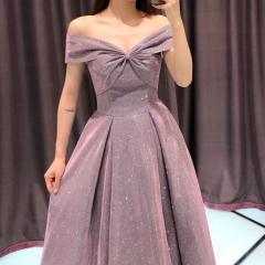 主持人歌唱表演赛礼服随身礼服W2010830321-16 图片色 均码