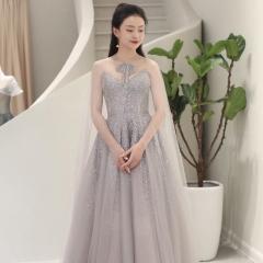 主持人歌唱表演赛礼服随身礼服W2011140323-20 图片色 4码