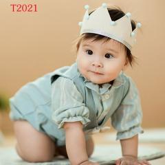 儿童艺术写真服童装时尚风格服装W906GZTHT2021 如图 均码
