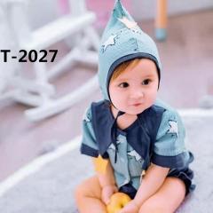儿童艺术写真服童装时尚风格服装W906GZTHT2027 如图 均码