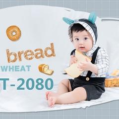 儿童艺术写真服童装时尚风格服装W906GZTHT2080 如图 均码