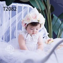 儿童艺术写真服童装时尚风格服装W906GZTHT2082 如图 均码