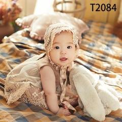 儿童艺术写真服童装时尚风格服装W906GZTHT2084 如图 均码