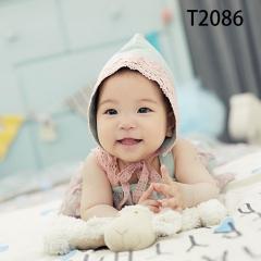 儿童艺术写真服童装时尚风格服装W906GZTHT2086 如图 均码