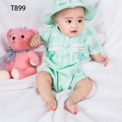 儿童艺术写真服童装时尚风格服装W906GZTHT899 如图 均码