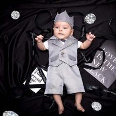 儿童艺术写真服童装时尚风格服装W906GZTHT9001 如图 均码