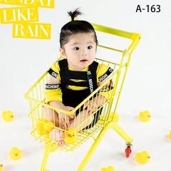 儿童艺术写真服童装时尚风格服装W906GZTHA163 如图 均码