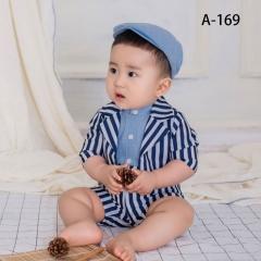 儿童艺术写真服童装时尚风格服装W906GZTHA169 如图 均码