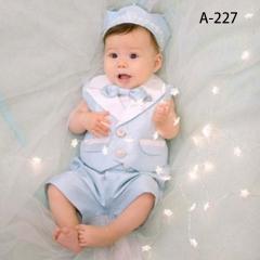 儿童艺术写真服童装时尚风格服装W906GZTHA227 如图 均码