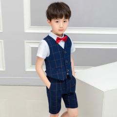 儿童艺术写真服童装时尚风格服装W906GZTH1018-1 如图 均码