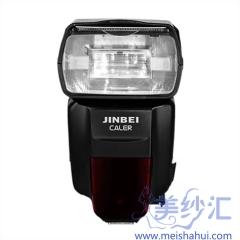 金贝600RF高速闪光灯 图片 金贝JL-600RF高速机顶闪光灯