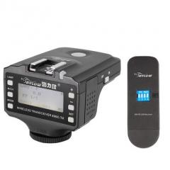海力欧806-TX数码高速无线引闪器 影室灯闪光灯触发器接收器 图片 806-TX