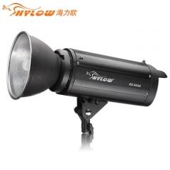 海力欧XZ-A 600W 快速回电 闪光灯摄影灯 工作室 影楼 广告拍摄 图片色 XZ-1000A